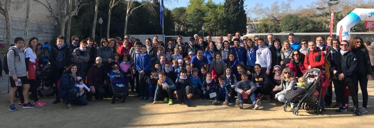 Participació a la Barcelona Magic Line