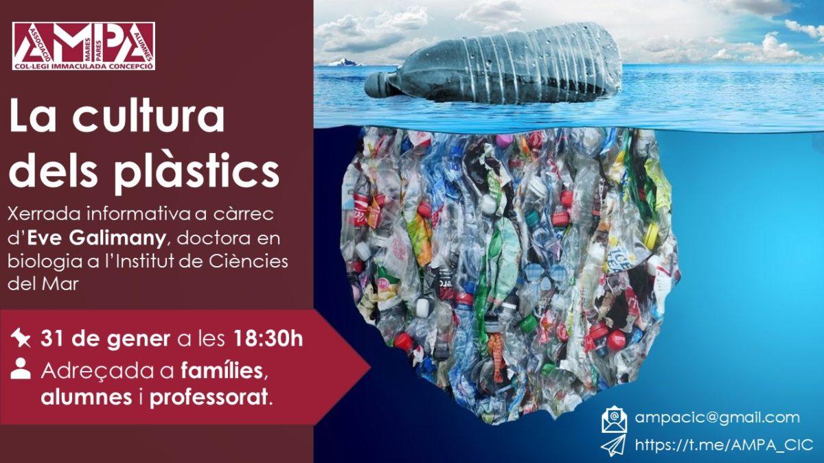 Xerrada La Cultura dels Plàstics